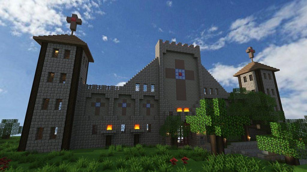 Minecraft kastali