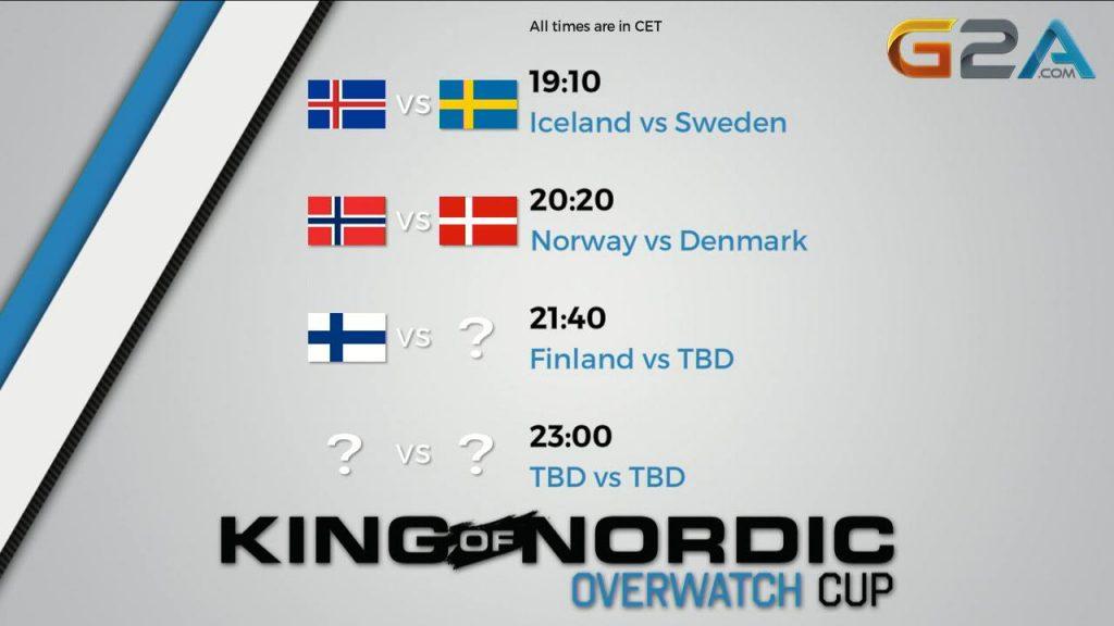 King of Nordic - Owerwatch
