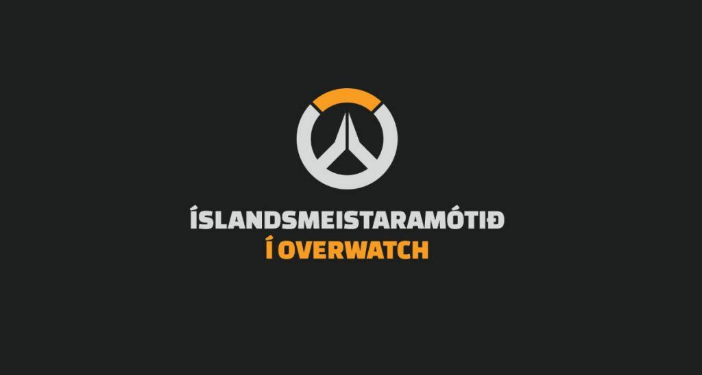 Íslandsmeistaramót í tölvuleiknum Overwatch