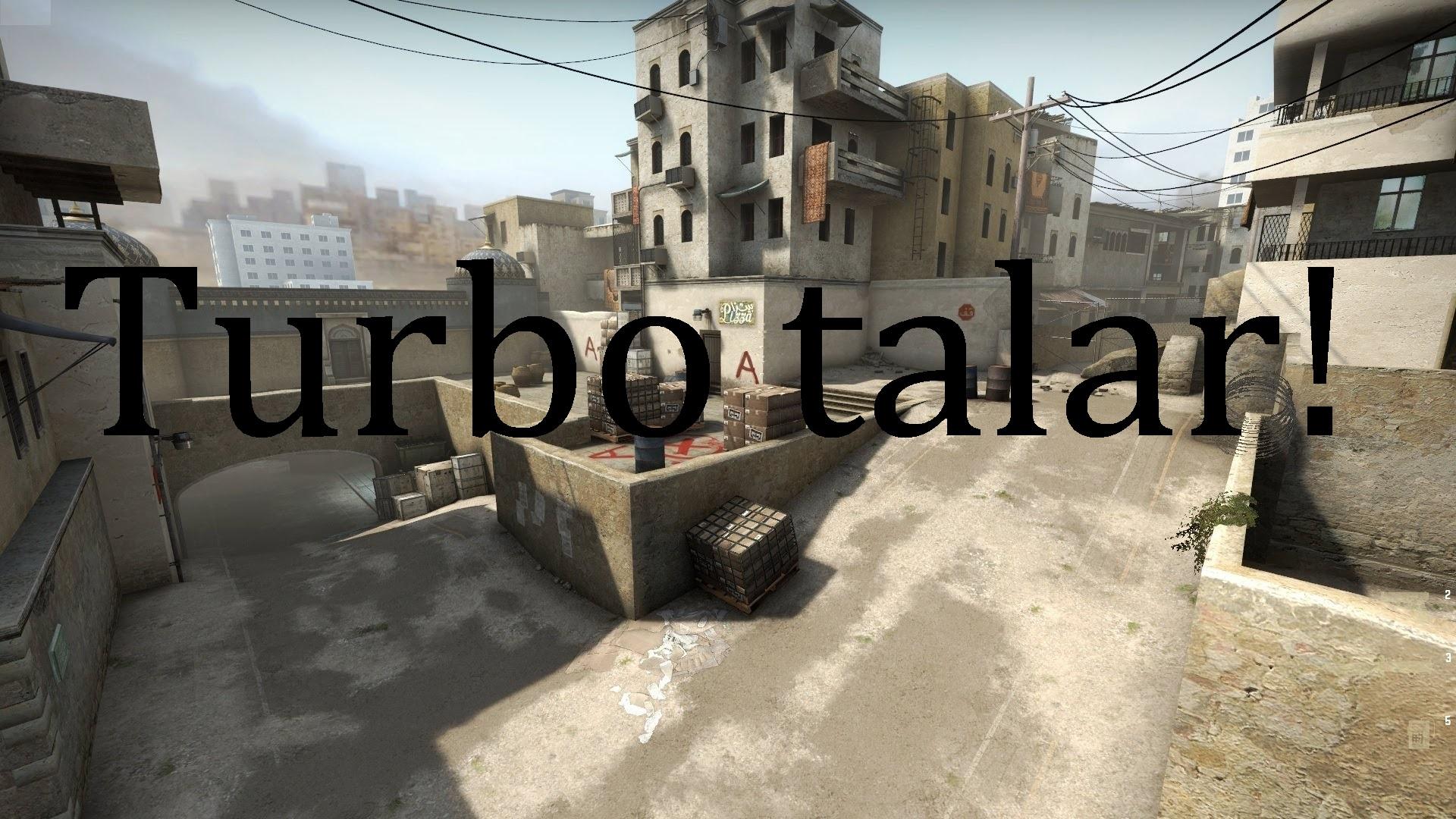 Turbo Talar!