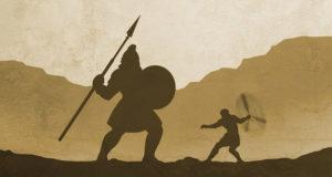 Davíð og Golíat